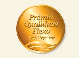 Prêmio Qualidade Flexo - Professor Sergio Vay